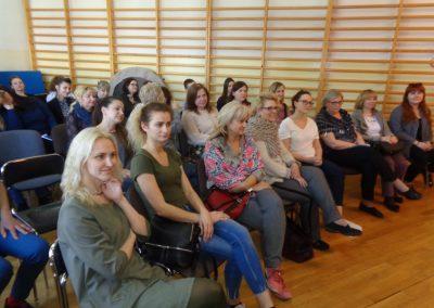 4 dienų mokymai Balstogėje