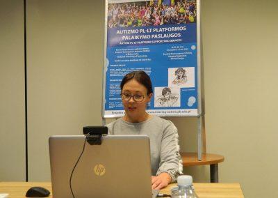 Video paskaitos 3 Platform Interreg Autism